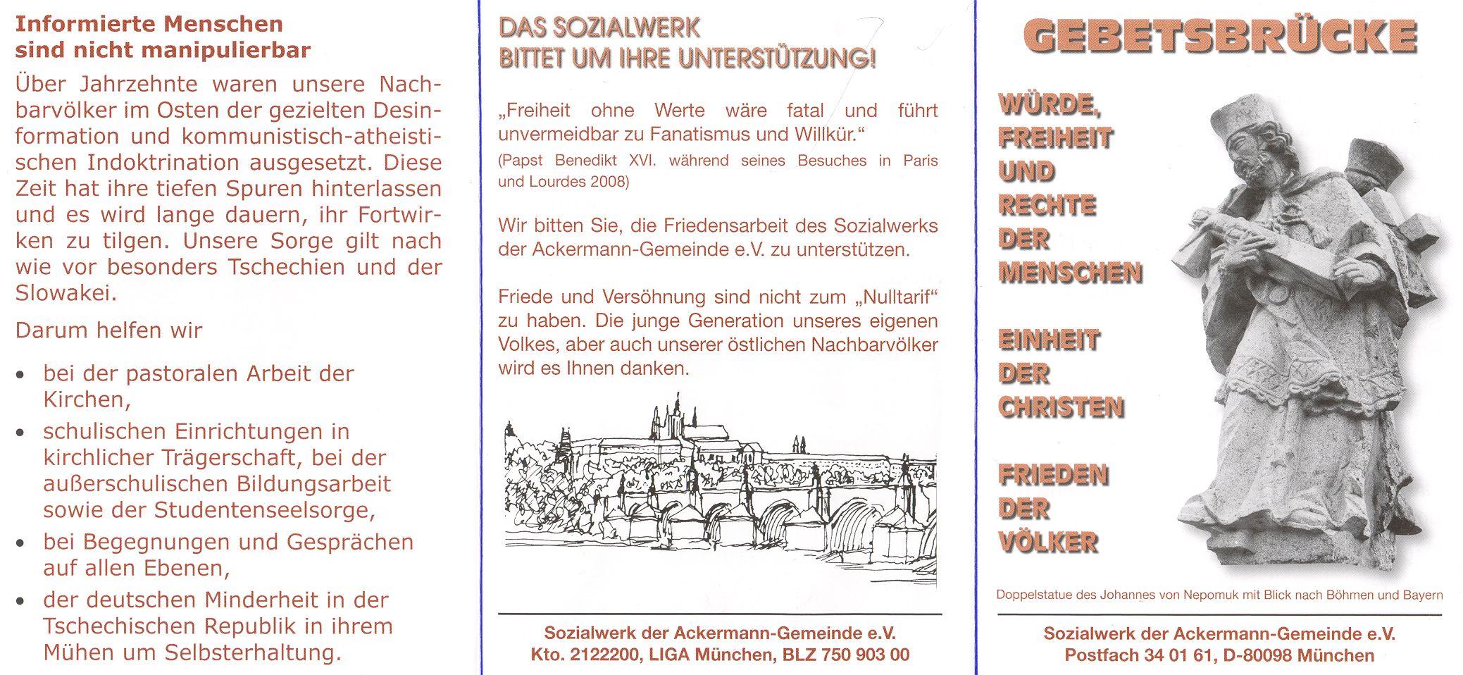 Sozialwerk: Publikationen